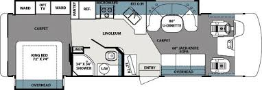 Georgetown Floor Plan 2011 Forest River Georgetown 337ds Class A Gas Southaven Ms