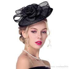 retro hair accessories retro hats 2018 hot sale bridal hair accessories