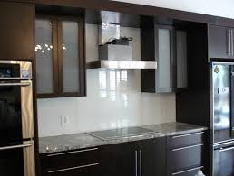 glass kitchen backsplash grey glass tile backsplash light gray kitchen with white cabinets