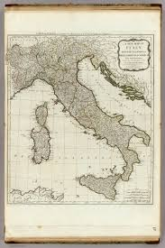 Sicily Italy Map A New Map Of Italy With The Islands Of Sicily Sardinia U0026 Corsica