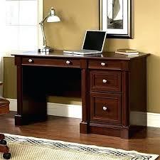 multi tiered computer desk desk sauder transit collection multi tiered l shaped desk large