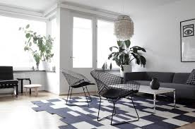 white interiors homes black white interiors