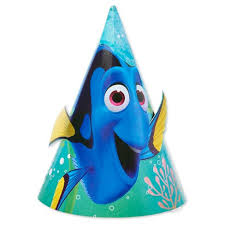 party hats finding dory party hats 8 ct target