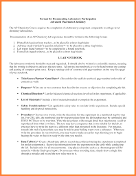 formal lab report template 9 chemistry lab report exle marital settlements information