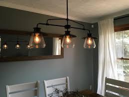 semi flush dining room light globe electric vintage semi flush mount ceiling light oil rubbed