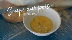 cuisine à la mijoteuse soupe aux pois à la mijoteuse cuisine futée parents pressés