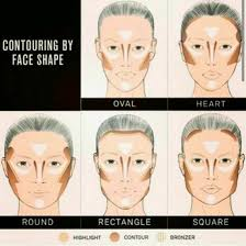 best makeup for you face shape you need these make up tips