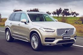 2016 volvo xc90 review practical motoring