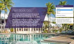 preview spg australia fiji u0026 samoa hotels on the escapes