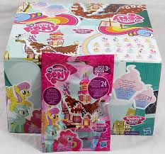Mlp Blind Bag Amazon Com Case Of 24 My Little Pony Friendship Is Magic Blind