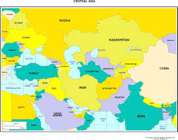 map of countries of asia map of countries in asia and roundtripticket me prepossessing with