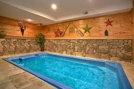 1 bedroom cabin rentals in gatlinburg tn smoky mountain village cabin with private pool