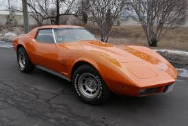 1973 corvette radio 1973 chevrolet corvette coupe for sale