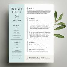 Resume Good Format Intricate Best Resumes 12 Download Resume Format Write The Best