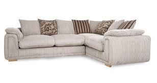 slipcovers for pillow back sofas lottie left arm facing 2 seater pillow back corner sofa celine dfs