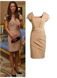 sheath knee length dress short sleeve summer women
