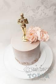 oscar themed birthday cake cakecentral com