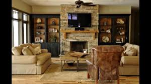 interior design fake a built in with prefab cabinets and bookcases