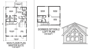 Master Suites Floor Plans The Vancouver Master Suite Prefab Cabin And Cottage Plans