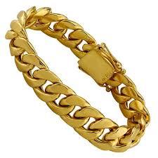 solid bracelet images Mens solid gold bracelets mens gold bracelets avianne co jpg