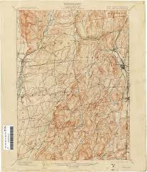 Rochester Ny Map Vermont Historical Topographic Maps Perry Castañeda Map