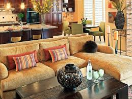 Gold Sectional Sofa Photo Page Hgtv