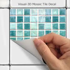 Kitchen Backsplash Tile Stickers Kitchen Astounding Backsplash Tile Stickers Self Adhesive