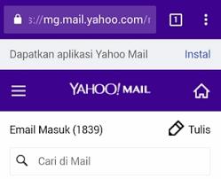 membuat yahoo mail via hp cara mengirim email dan melirkan file di yahoo mail cara daftar