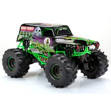 monster jam rc truck new bright 1 10 radio control full function 9 6v monster jam grave