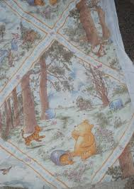 Winnie The Pooh Comforter Classic Winnie The Pooh Twin Size Bed Comforter Quilt Blanket