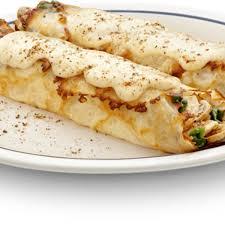 Ihop Light Menu Chicken Florentine Crepes Ihop View Online Menu And Dish Photos