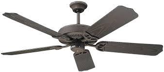 craftmade low profile ceiling fan craftmade opxl52br patio 52 52 inch ceiling fan brown
