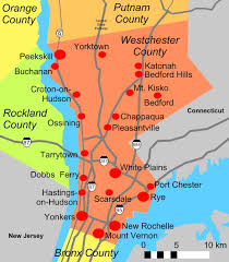 map of westchester county ny file westchester county map jpg wikimedia commons