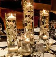 water centerpieces water vases centerpieces wedding tips and inspiration