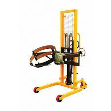 Furniture Lifter Home Depot by Vestil Drum Lifter Rotator Transport With Strap Drum Lrt Ec The
