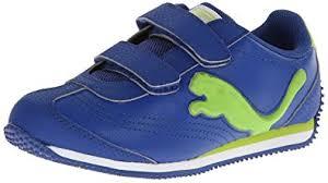 Lime Lights Shoes Amazon Com Puma Speeder Illuminescent V Light Up Sneaker