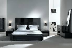 chambre avec lit noir chambre a coucher noir et blanc 2015 design comple lit pour