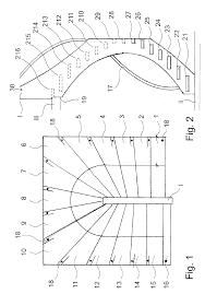 gewendelte treppen patent ep2439354a2 treppe und verfahren zur herstellung einer