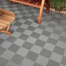 patio checkerboard pattern of patio flooring ideas for patio