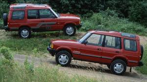 retro range rover the story of the land rover discovery in pictures motoring research
