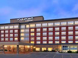 kitchener hotel four points cambridge kitchener