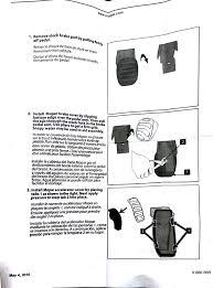 mopar bright pedal kit for manual transmission