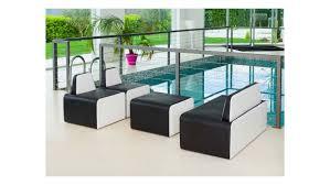 divanetto bar divanetto bar componibile modulo 2 posti pd 0202 arredare moderno