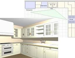 L Kitchen Design L Shaped Kitchen Plans