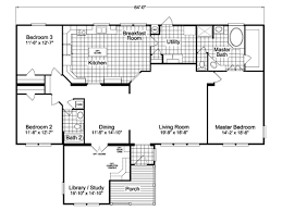 floor plans homes the bonanza flex vr47643a manufactured home floor plan or modular