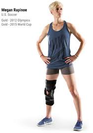 knee brace for soccer players acl bracing helping with prevention protection healing djo
