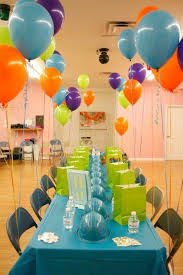 Monster Inc Decorations Cool Ideas For Indoor Birthday Party Decoration In Summer