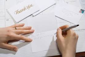how to write an interview thank you letter