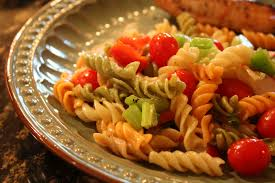 easy and delicious pasta salad recipe on rotini pasta the best