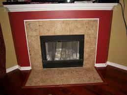 fireplace surround fabulously finished